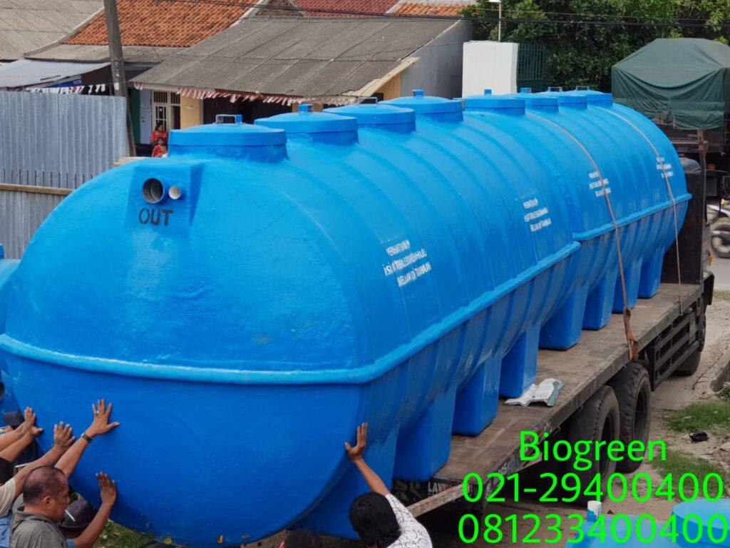 Septic Tank Biotechnology RCX - Series Biogreen