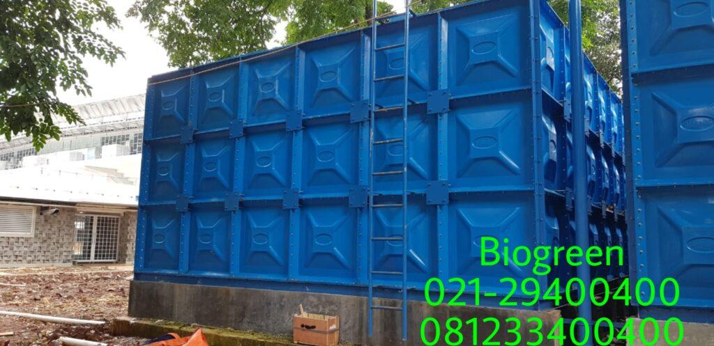 Panel Tank Biogreen