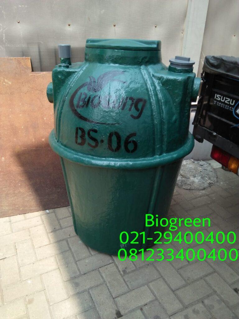 Septic Tank Biogreen BG - 06