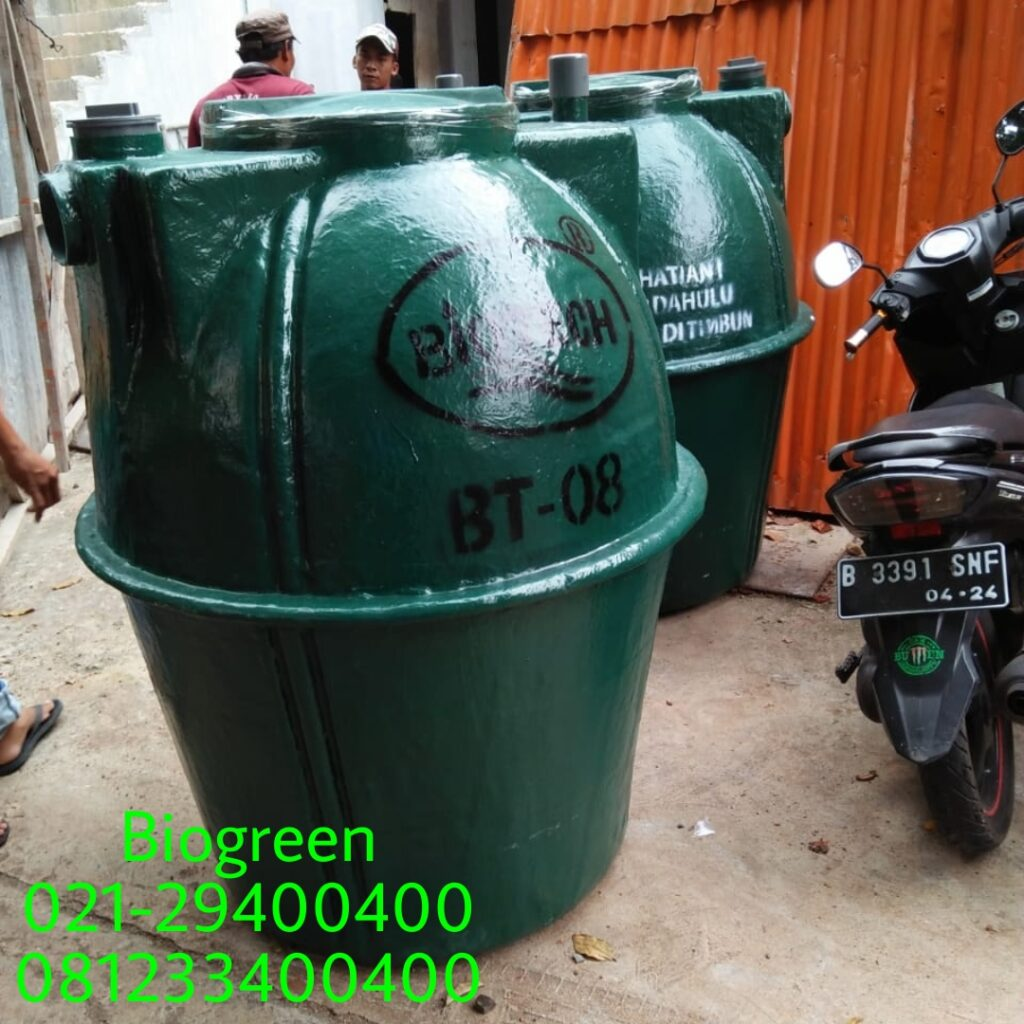 Septic Tank Biogreen BG - 08