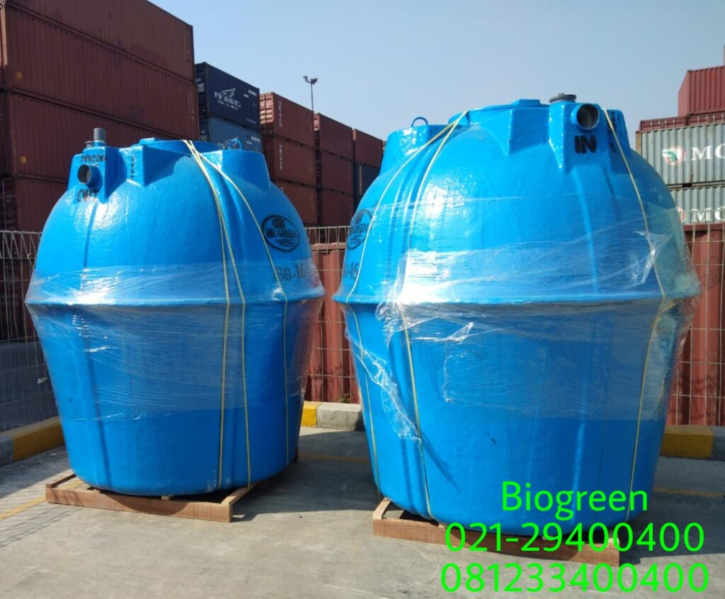 Septic Tank Biogreen BG - 15