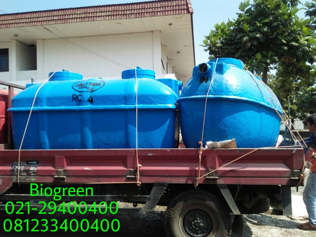 Septic Tank Biogreen RC - 4