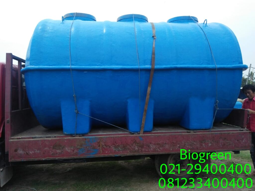 Septic Tank Biogreen RCX - 10