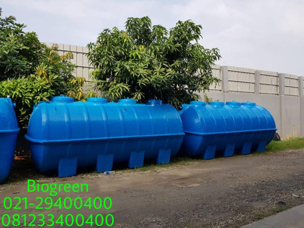 Septic Tank Biogreen RCX - 25