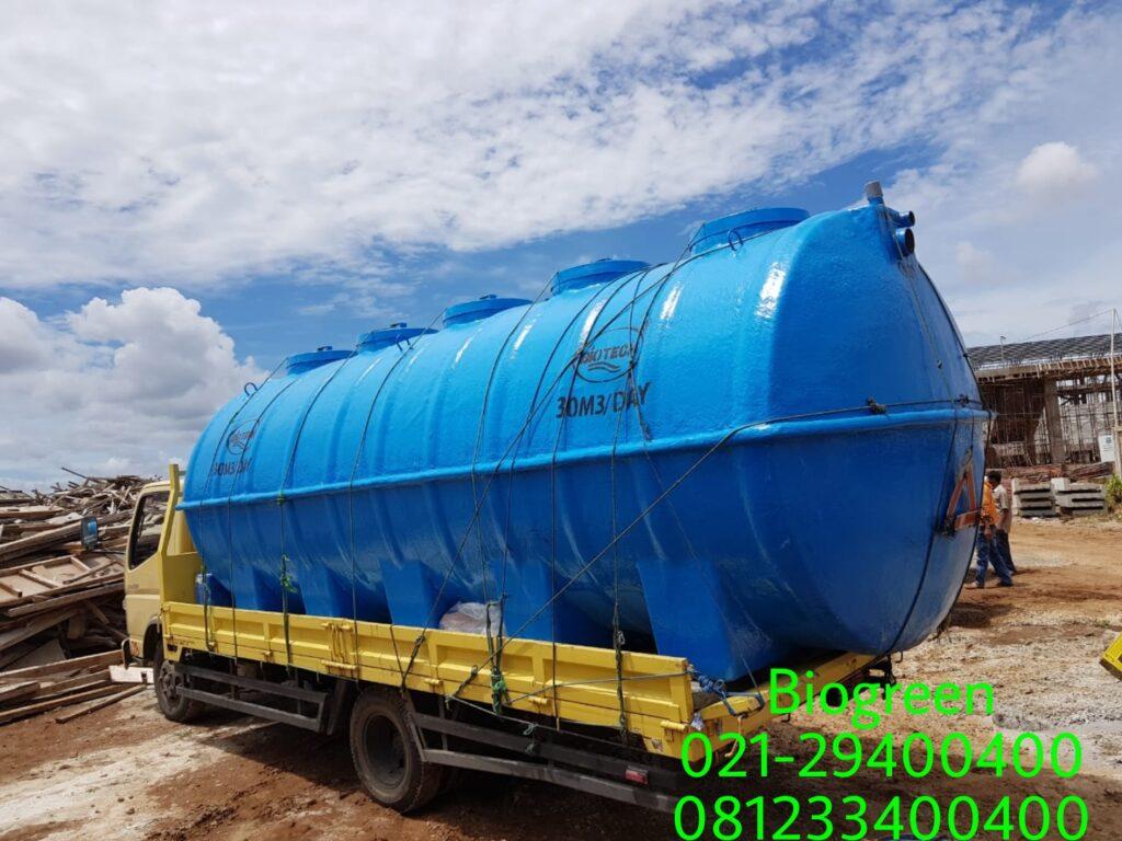 Septic Tank Biogreen RCX - 30