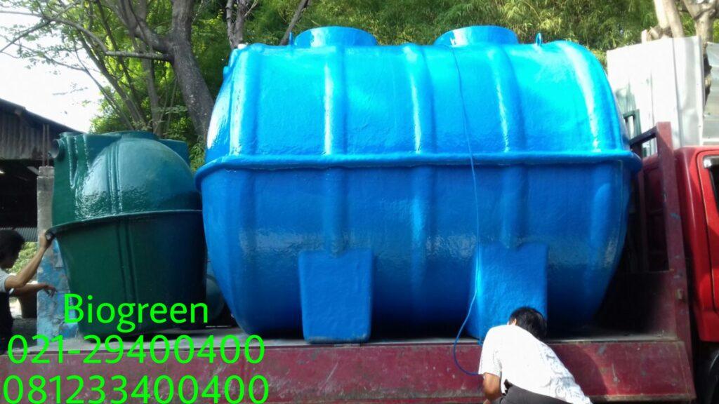 Septic Tank Biogreen RCX - 7
