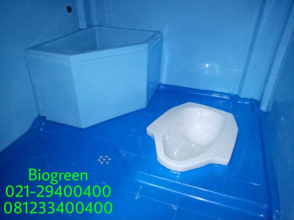 Toilet Portable Biogreen Tipe A