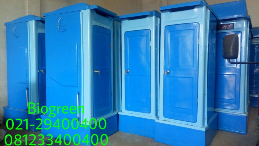 Toilet Portable Biogreen Type - C