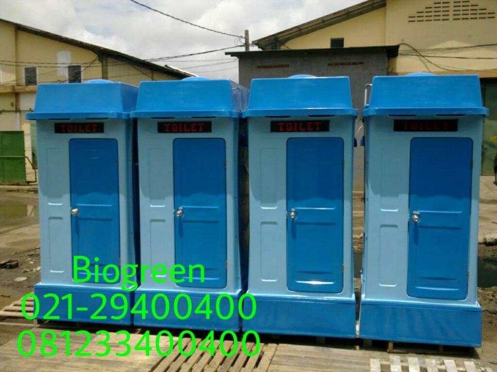 Toilet Portable Tipe A Biogreen